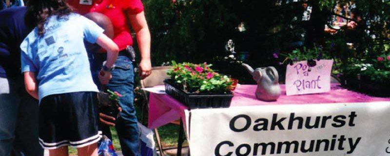 Oakhurst Community Garden